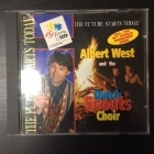 Albert West And The Dutch Scouts Choir - The Future Starts Today CD (VG+/M-) -pop-