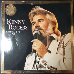 Kenny Rogers - Grootste Hits LP (VG/VG) -country-