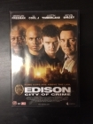 Edison - City Of Crime DVD (M-/VG+) -toiminta-