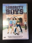 Sorority Boys DVD (VG/M-) -komedia-
