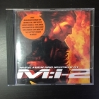Mission Impossible 2 - Music From And Inspired By Mission Impossible 2 CD (VG/VG+) -soundtrack-