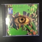 Wild Force - Jungle Of Love CD (VG/VG+) -hard rock-