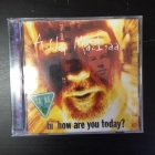 Ashley MacIsaac - Hi How Are You Today? CD (VG/M-) -folk rock-