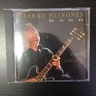 Jaakko Heinonen Band - Can't Complain CD (M-/VG+) -blues-