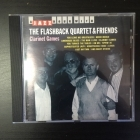 Flashback Quartet & Friends - Clarinet Games CD (M-/M-) -swing-