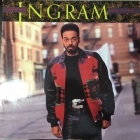 James Ingram - It's Real LP (VG-VG+/VG+) -soul-