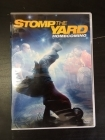 Stomp The Yard - Homecoming DVD (VG+/VG+) -draama-