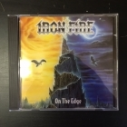 Iron Fire - On The Edge CD (VG+/M-) -power metal-