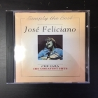 Jose Feliciano - Che Sara (His Greatest Hits) CD (VG+/VG+) -soft rock-