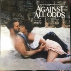 Against All Odds - Music From The Original Motion Picture Soundtrack LP (VG+-M-/VG+) -soundtrack-