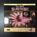 To My Surprise - To My Surprise CD (VG+/VG+) -alt rock-