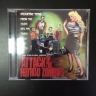 Attack Of The Hotrod Zombies CD (M-/M-)