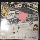Anti-Pasti - Caution In The Wind (UK/ABOUT7/1982) LP (VG/VG+) -punk rock-