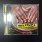 Voice Of Africa CD (VG/VG)