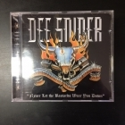Dee Snider - Never Let The Bastards Wear You Down CD (M-/M-) -hard rock-