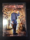 Night At The Museum - Yö museossa DVD (M-/M-) -komedia-