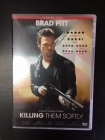 Killing Them Softly DVD (VG/M-) -draama-