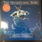 NeverEnding Story - Original Motion Picture Soundtrack LP (M-/VG+) -soundtrack-