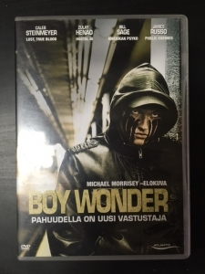 Boy Wonder DVD (VG/M-) -toiminta-