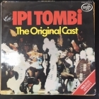 Ipi Tombi - The Original Cast LP (VG/VG) -musikaali-