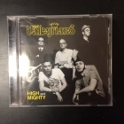 Valkyrians - High And Mighty CD (VG/VG+) -ska-