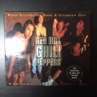 Red Hot Chili Peppers - Fully Illustrated Book & Interview Disc CD (VG/VG+) -alt rock-