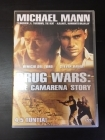 Drug Wars - The Camarena Story DVD (VG/M-) -draama-