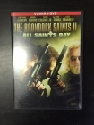 Boondock Saints II - All Saints Day DVD (VG/M-) -toiminta-