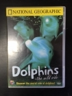 Dolphins - The Wild Side DVD (VG/M-) -dokumentti-