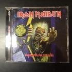 Iron Maiden - No Prayer For The Dying (remastered) CD (M-/M-) -heavy metal-