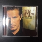 Don Henley - Inside Job CD (VG/VG+) -soft rock-