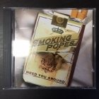 Smoking Popes - Need You Around PROMO CDS (M-/VG+) -pop punk-