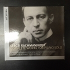Rachmaninoff - Complete Works For Piano Solo 5CD (M-/VG+) -klassinen-