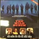 Wild Bunch (director's cut) LaserDisc (VG+-M-/VG+) -western-