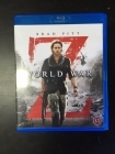 World War Z Blu-ray (M-/M-) -toiminta/kauhu-