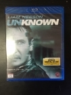 Unknown Blu-ray (avaamaton) -toiminta-