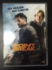 Point Break (2015) DVD (VG+/M-) -toiminta-