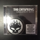 Offspring - Greatest Hits (limited edition) CD+DVD (VG+-M-/M-) -punk rock-