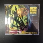 New Bomb Turks - The Night Before The Day The Earth Stood Still CD (M-/M-) -garage punk-