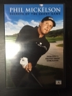 Phil Mickelson - Secrets Of The Short Game 2DVD (M-/M-) -golf-