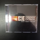 3 Doors Down - Away From The Sun CD (VG+/M-) -post-grunge-