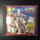 NOFX - Liberal Animation CD (M-/M-) -punk rock-
