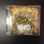 Kiuas - The New Dark Age CD (M-/M-) -power metal-