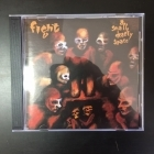 Fight - A Small Deadly Space CD (M-/M-) -groove metal-