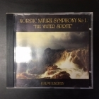 Ralph Lundsten - Nordic Nature Symphony No 1 (The Water Spirit) CD (VG+/M-) -prog electronic-