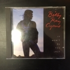 Billy Ray Cyrus - It Won't Be The Last CD (VG+/M-) -country-