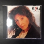 Muska - Pidä kiii! CD (VG/M-) -pop rock-