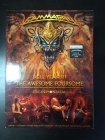Gamma Ray - Hell Yeah! The Awesome Foursome 3DVD (M-/M-) -power metal-