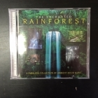 Pierre Vangelis - The Enchanted Rainforest CD (VG+/M-) -rentoutumismusiikki-