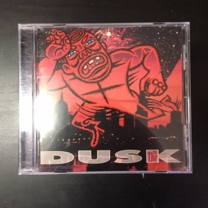 The The - Dusk CD (VG/VG+) -post-punk-